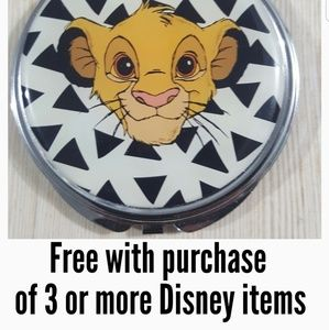 Disney The Lion King Young Simba Compact Mirror